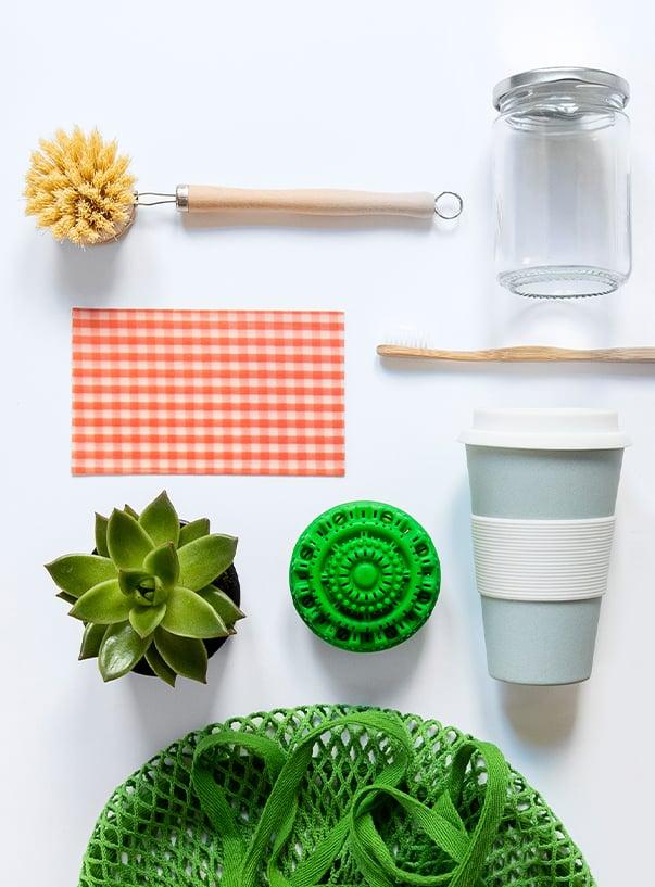 Produkte zur zeitgemäßen Müllvermeidung